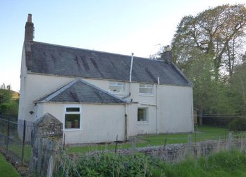 Thumbnail 3 bed detached house to rent in Brigton Home Farmhouse, Kinnettles, Forfar