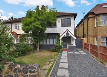 Thumbnail 3 bed semi-detached house for sale in Elm Hall Gardens, London