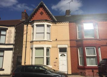 Thumbnail 2 bed end terrace house for sale in Orleans Road, Old Swan, Liverpool
