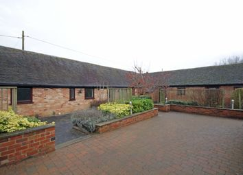 Thumbnail 5 bed barn conversion to rent in Red Lane, Repton, Derby