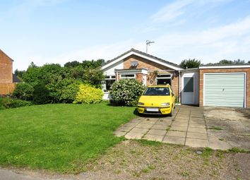 Thumbnail 3 bed detached bungalow for sale in Millview Estate, Saham Toney, Thetford