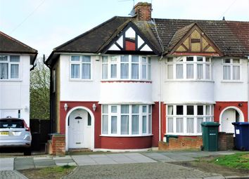Thumbnail 3 bed end terrace house to rent in Hampden Way, Southgate, London