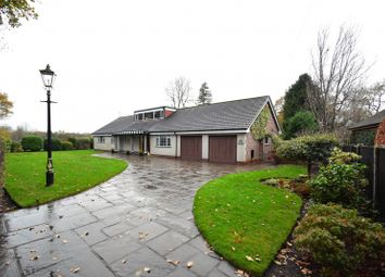 3 bed detached bungalow for sale in Highfield Parkway, Bramhall, Stockport SK7