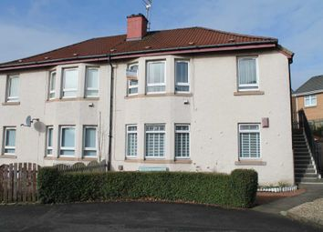 Thumbnail 1 bed flat for sale in Windsor Crescent, Paisley