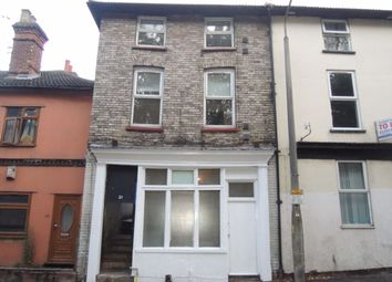 Thumbnail 1 bed flat to rent in Mersea Road, Colchester