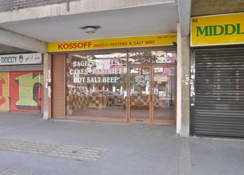 Thumbnail Retail premises to let in 91 Middlesex Street, London