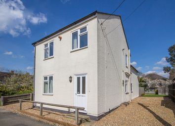 Thumbnail 4 bedroom detached house for sale in Burgess Road, Waterbeach, Cambridge