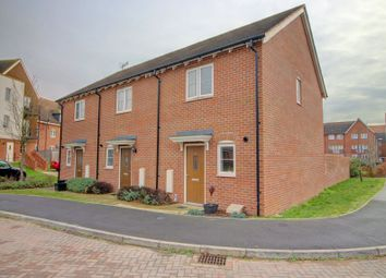 Thumbnail 2 bed end terrace house for sale in Outfield Crescent, Wokingham