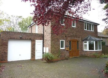 Thumbnail 3 bed detached house for sale in Edge Avenue, Scartho, Grimsby