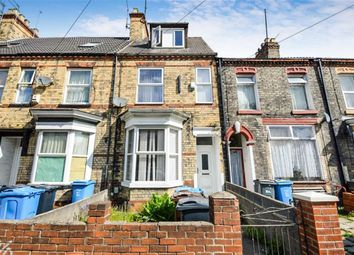 Thumbnail 7 bed terraced house for sale in Queens Road, Princes Avenue, Hull