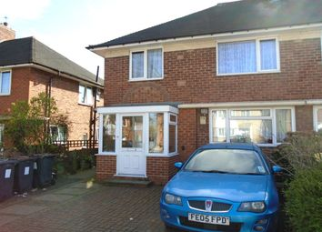Thumbnail 1 bed flat for sale in Lea Hall Road, Kitts Green, Birmingham