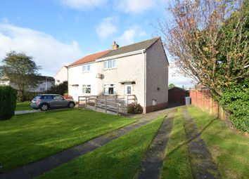 Thumbnail 2 bed semi-detached house for sale in Quarry Road, Irvine, North Ayrshire