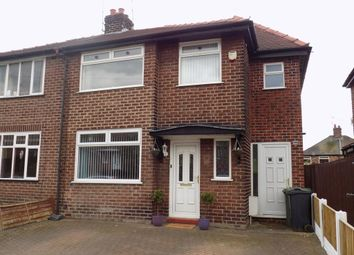 Thumbnail 4 bed semi-detached house for sale in Lee Drive, Northwich