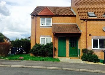 Thumbnail 1 bed maisonette to rent in Aspen Drive, Quedgeley, Gloucester