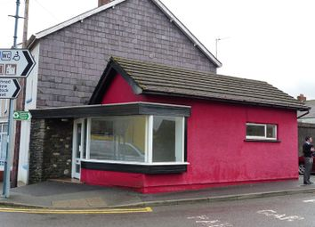Thumbnail End terrace house to rent in Broad Street, Llandovery