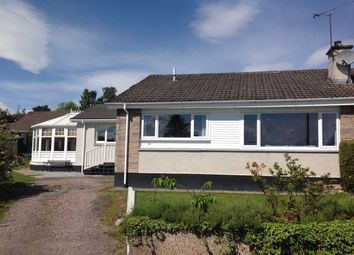 Thumbnail 3 bed bungalow for sale in Stuarthill Drive, Maryburgh, Dingwall