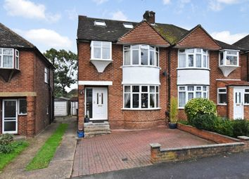 Thumbnail 4 bedroom semi-detached house for sale in Oulton Crescent, Potters Bar