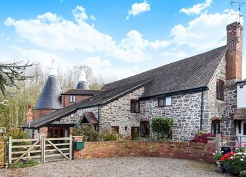 Thumbnail 4 bed detached house for sale in The Oast House, Weston Beggard, Hereford