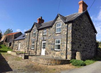 Thumbnail 3 bed cottage for sale in Llwyn Y Fynwent, Llanegryn, Tywyn, Gwynedd