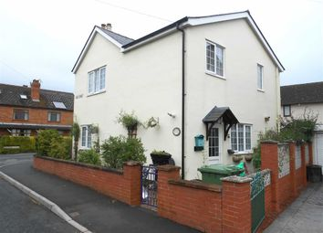 Thumbnail 3 bed detached house for sale in Lyde Street, Hereford, Herefordshire