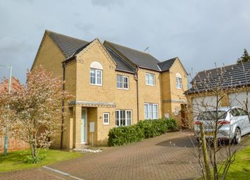 Thumbnail 3 bed semi-detached house for sale in Baines Coney, Haverhill