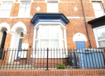Thumbnail 1 bed flat to rent in Flat, Morpeth Street, Hull