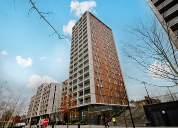 Thumbnail 2 bed flat to rent in Sledge Tower, Dalston Square, London