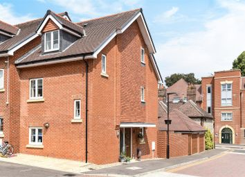 Thumbnail 3 bed end terrace house for sale in Old Brewery Way, Horndean, Waterlooville
