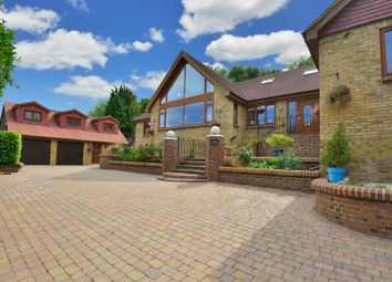 Thumbnail 7 bed detached house for sale in Canterbury Road, Lydden, Dover