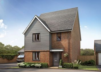 "Thumbnail 4 bed property for sale in ""The Sabino"" at Botley Road, Curbridge"