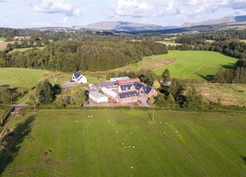 Thumbnail 5 bed property for sale in Ballochruin Farmhouse, Balfron Station, Glasgow, Stirlingshire