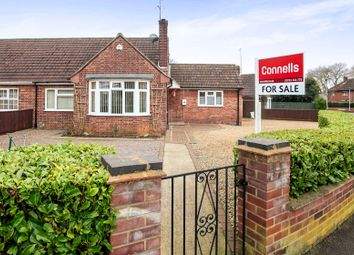 Thumbnail 2 bed semi-detached bungalow for sale in Francis Gardens, Peterborough