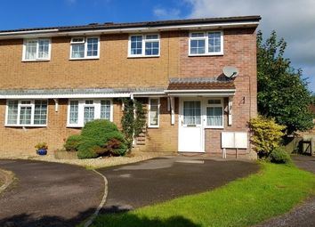 Thumbnail 3 bedroom semi-detached house to rent in Badger Close, Honiton