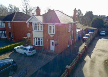 Thumbnail 5 bed detached house for sale in Station Road, Kirton, Boston, Lincolnshire