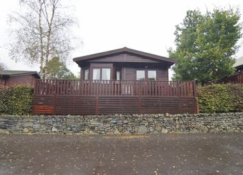 Thumbnail 2 bedroom mobile/park home for sale in Limefitt Park, Patterdale Road, Windermere