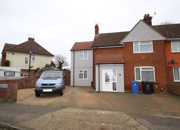 Thumbnail 4 bed end terrace house for sale in Shannon Road, Ipswich