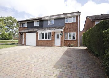 3 bed semi-detached house for sale in Woodrush Crescent, Locks Heath, Southampton SO31