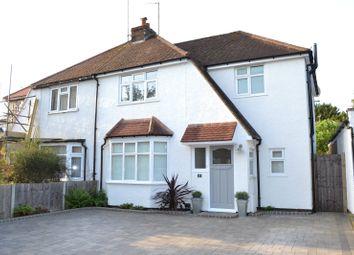 Meadway, New Barnet, Hertfordshire EN5. 3 bed semi-detached house