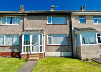 Thumbnail 2 bed terraced house for sale in Caldbeck Road, Whitehaven, Cumbria