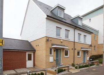 Thumbnail 3 bed semi-detached house to rent in Torkildsen Way, Essex
