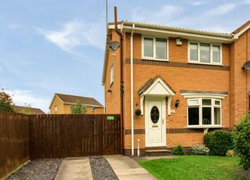 Thumbnail 3 bed semi-detached house for sale in Beechburn Park, Crook