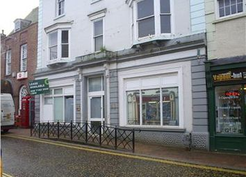 Thumbnail Retail premises to let in 48 High Street, Holywell, Flintshire