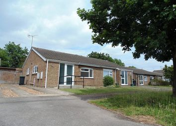 Thumbnail 2 bed semi-detached bungalow for sale in Welland Close, Raunds, Wellingborough