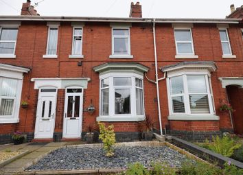 Thumbnail 2 bed terraced house for sale in Eaves Lane, Bucknall, Stoke-On-Trent