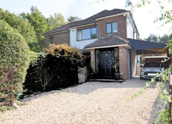 Cuthbert Road, Ash Vale GU12. 4 bed detached house