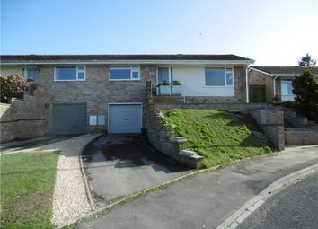 Thumbnail 2 bedroom semi-detached bungalow to rent in Maple Gardens, Bridport, Dorset