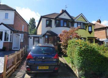 Thumbnail 3 bedroom semi-detached house for sale in Marsham Rd, Kings Heath, Birmingham, West Midlands