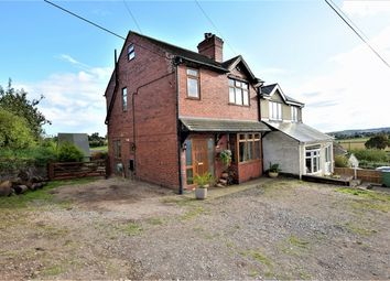Thumbnail 3 bed semi-detached house for sale in Booth Gate, Belper, Derbyshire