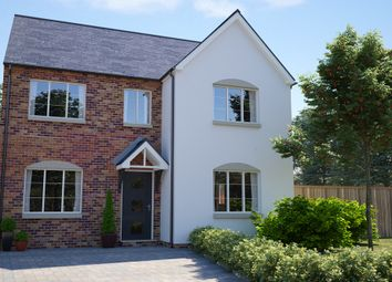 Thumbnail 4 bed detached house for sale in Coventry Road, Kingsbury, Tamworth