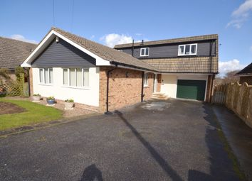 Thumbnail 4 bedroom detached bungalow for sale in Lea Drive, Shepley, Huddersfield